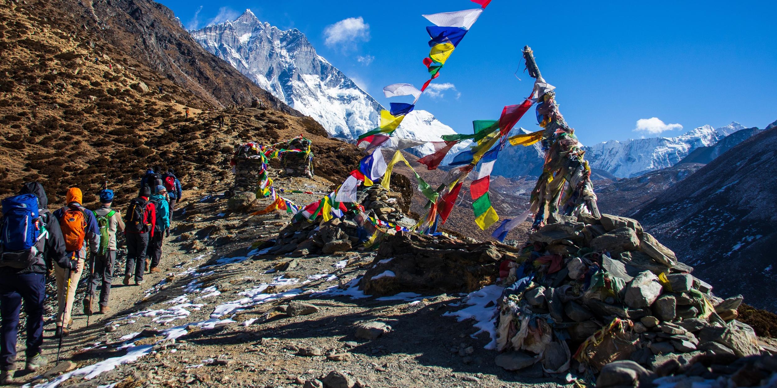 Everest Luxury Lodge Trekking