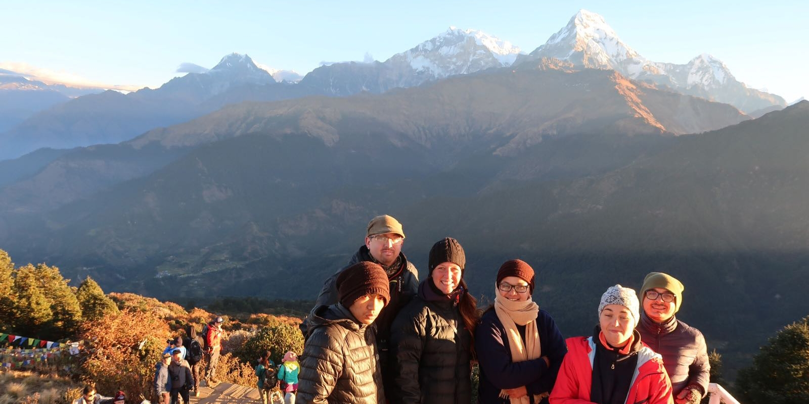Slow and Easy Trekking in Annapurna