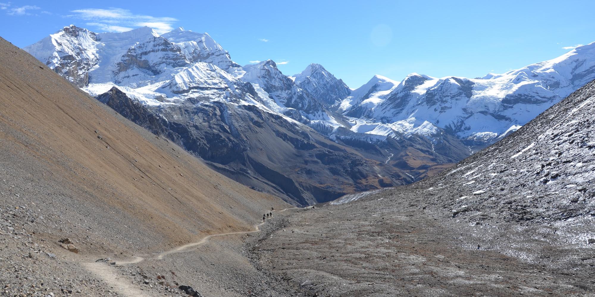 Annapurna Circuit Thorang-La Pass Trekking