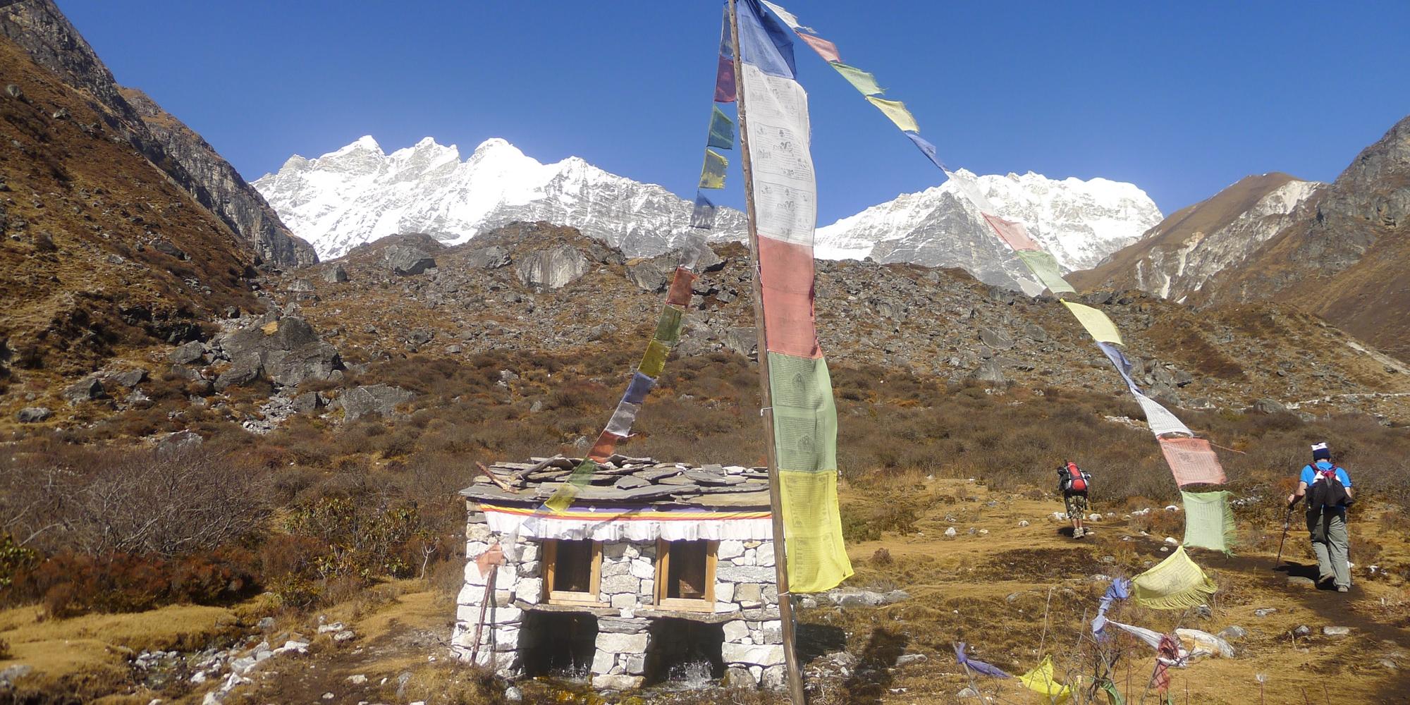 Langtang Valley Gosainkund Pass Trekking