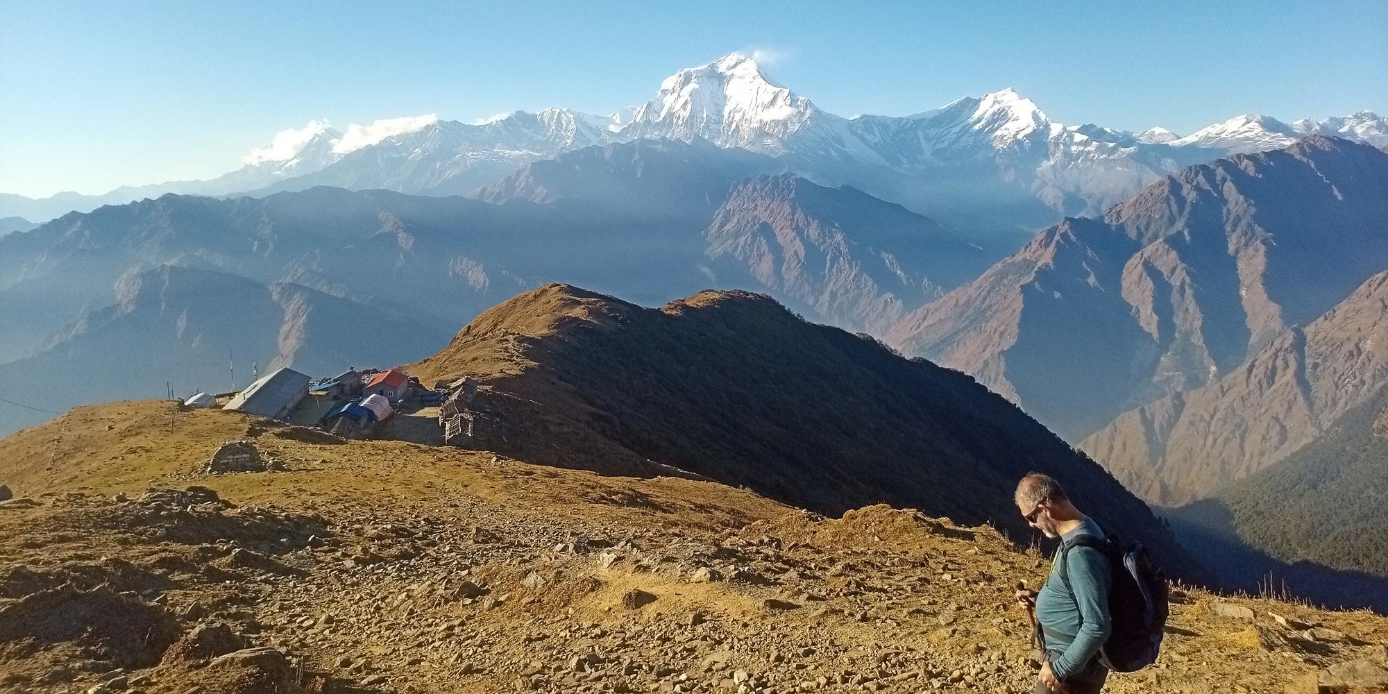 Khair Lake and Khopra Ridge Trekking