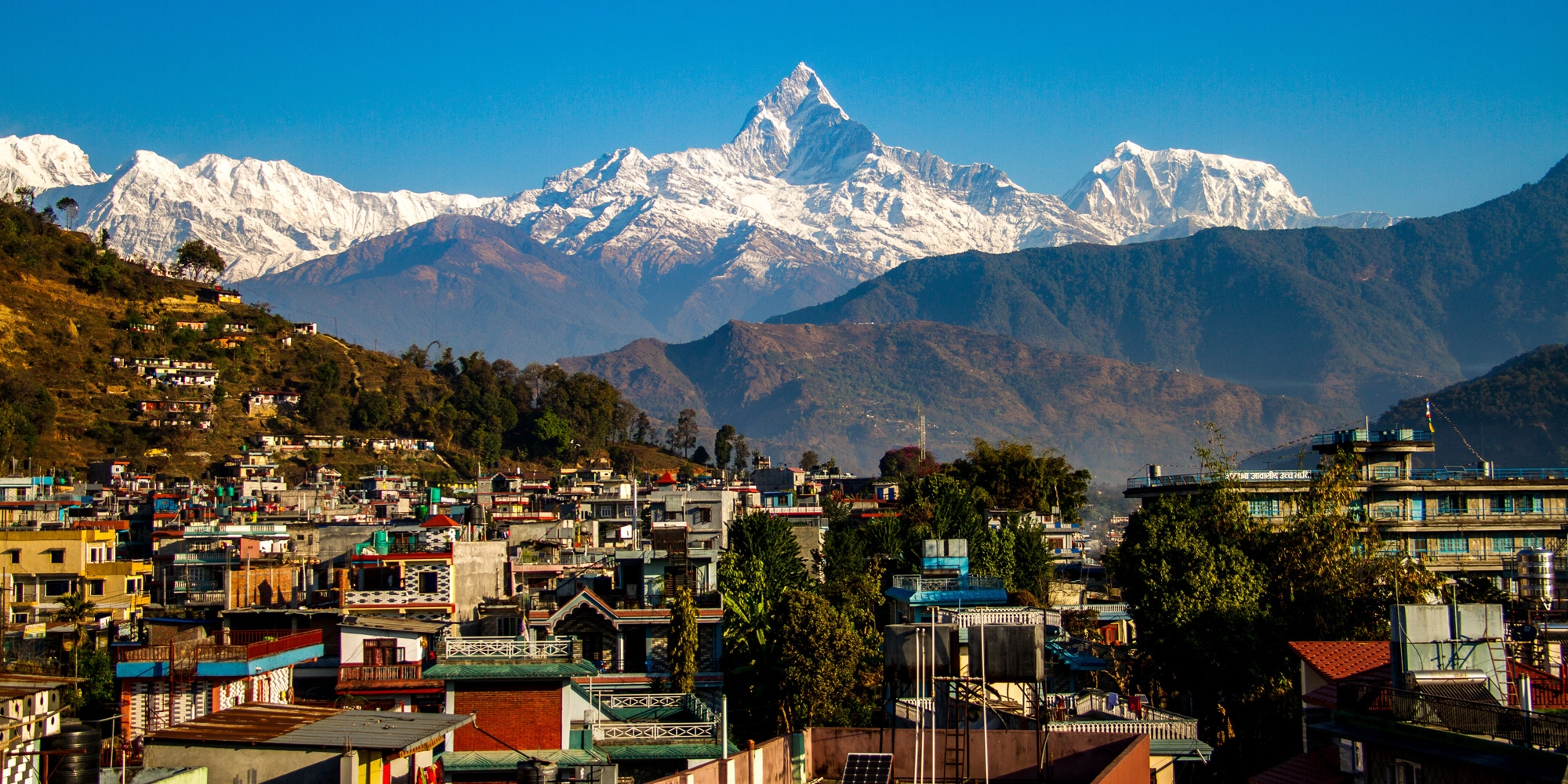 Luxury holiday in Nepal