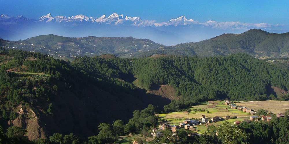 Balthali Village Hiking