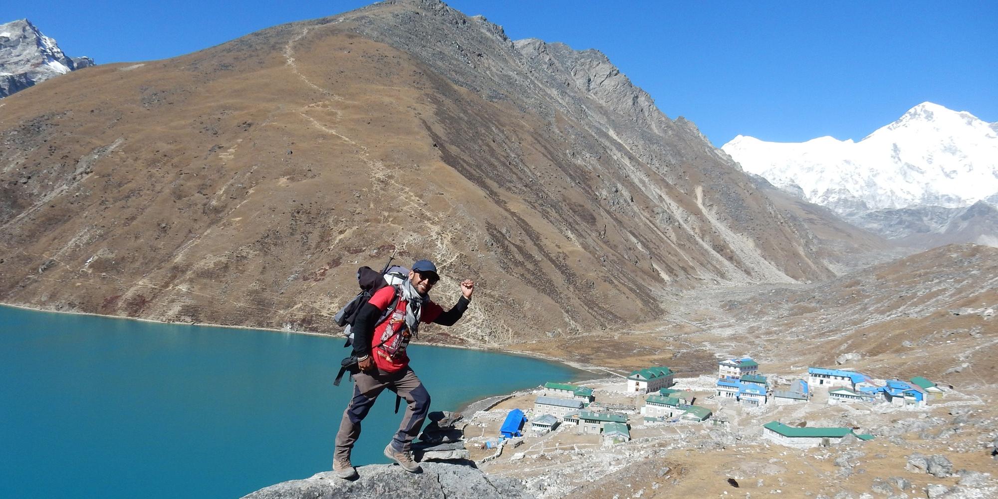 Gokyo Lake Everest Panorama Trekking