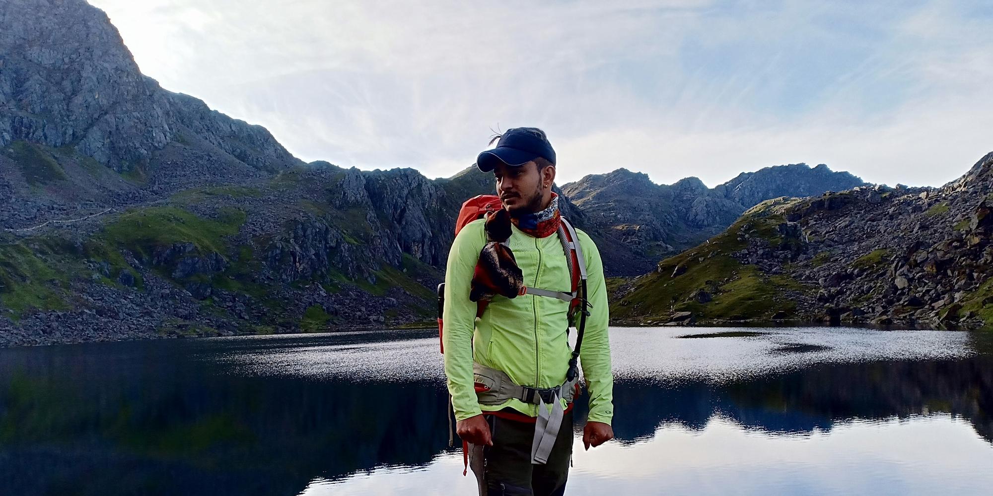 Gosaikund Pass Trekking